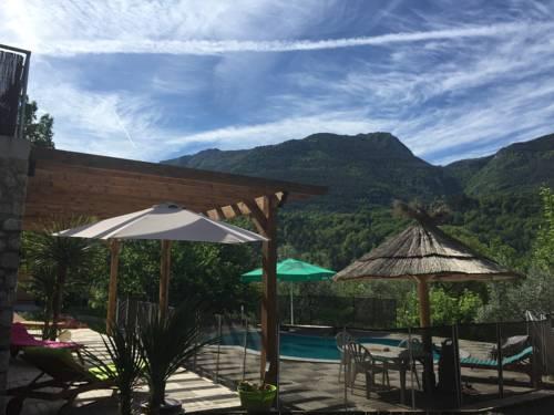Petit 2P au coeur des montagnes : Apartment near Ascros