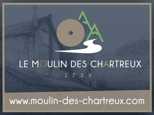Le MOULIN des CHARTREUX - 1733 : Apartment near Saint-Pierre-d'Entremont