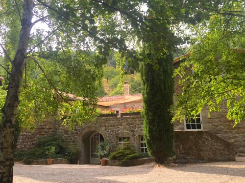 le Moulinage Chabriol : Guest accommodation near Issamoulenc