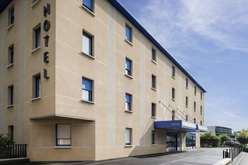 ibis Budget Bobigny Pantin : Hotel near La Courneuve