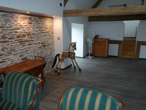 Les Colombes de la Baie du Mont Saint-Michel : Bed and Breakfast near Sacey