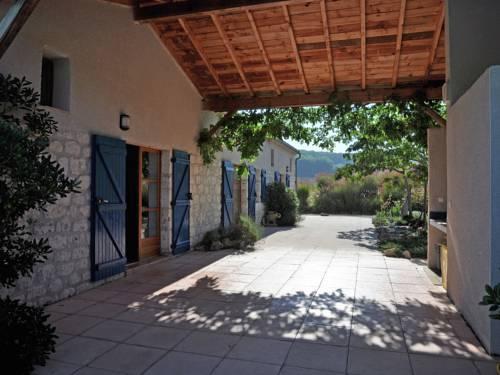 Domaine Mandarre 2 : Guest accommodation near Auradou