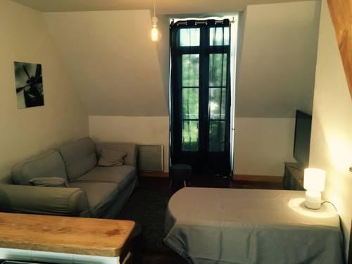 Appartement L'Albuconis : Hotel near Creuse