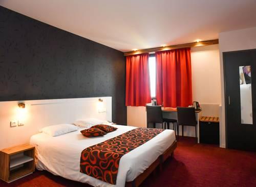 Inter-Hotel Saint-Lô : Hotel near Agneaux
