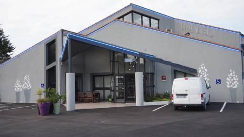 Relais Fasthotel : Hotel near Niort