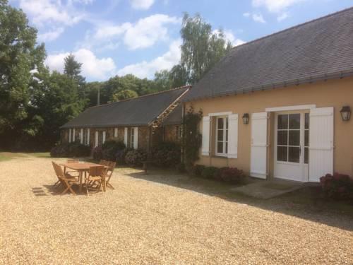 La Maison du Grand Saulaie : Guest accommodation near Andigné