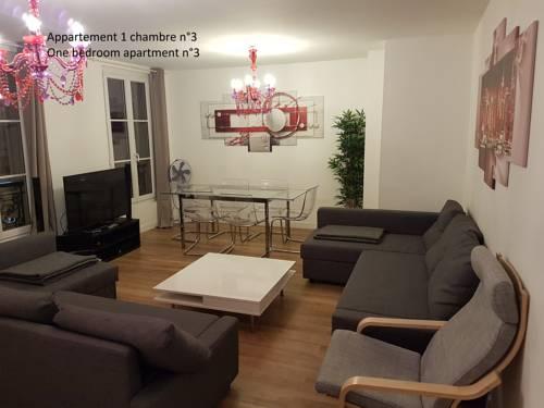 Meublés de Tourisme à Vincennes : Apartment near Fontenay-sous-Bois