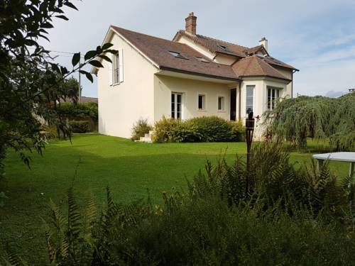 La Montignonne : Guest accommodation near Nanteau-sur-Lunain
