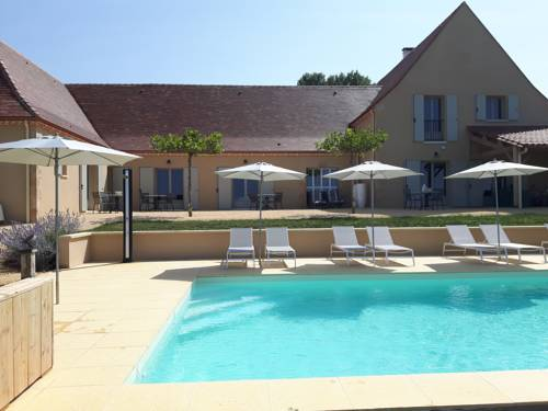 La Douce Dordogne : Bed and Breakfast near Audrix