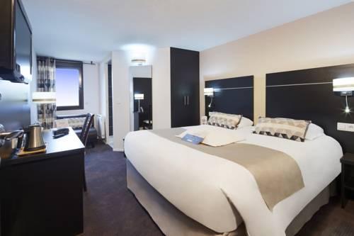 Kyriad Hotel Meaux : Hotel near Barcy