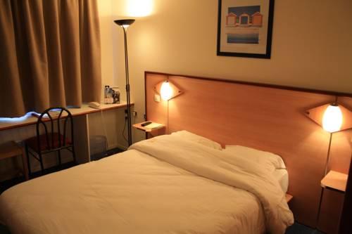 Brit Hotel Brest Le Relecq Kerhuon : Hotel near Plougastel-Daoulas