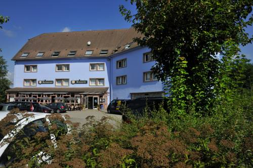 Captain Hôtel : Hotel near Rosenau
