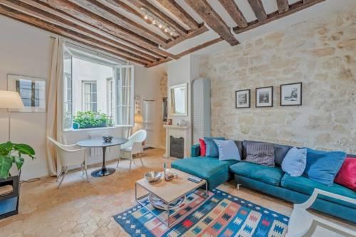 Nice 1bd flat for 3p at the famous Saint Honoré st : Hotel near Paris