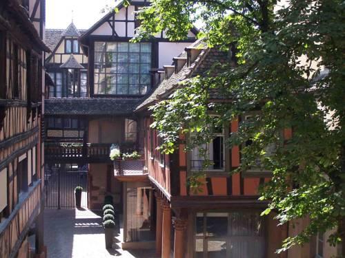 Cour du Corbeau - MGallery by Sofitel : Hotel near Strasbourg