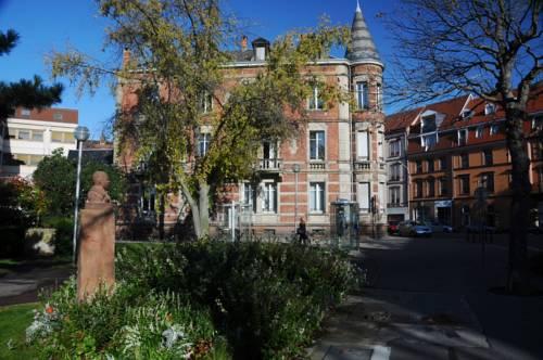 Appartement Luxueux Centre Ville : Apartment near Colmar