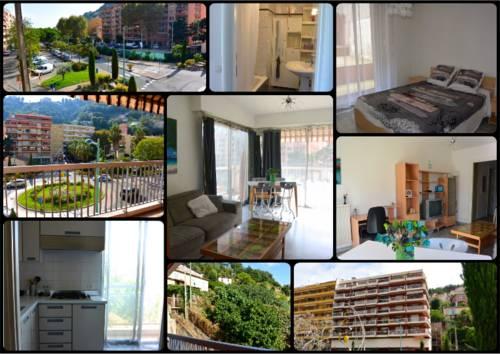 Chez Nathalie & Anthony : Apartment near Sainte-Agnès