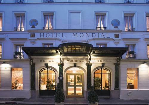 Hôtel Mondial : Hotel near Paris 9e Arrondissement