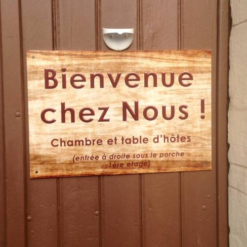 Bienvenue Chez Nous : Bed and Breakfast near Hayange