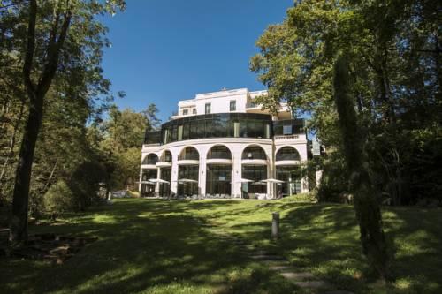 Le Pavillon de la Rotonde & Spa : Hotel near Tassin-la-Demi-Lune