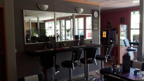 Fasthotel Grenoble Moirans-Voreppe : Hotel near Tullins