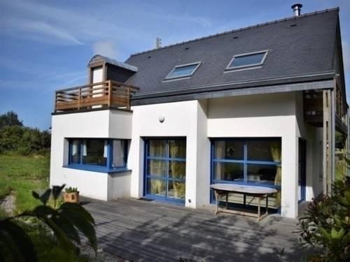 House Pleumeur-bodou - 10 pers, 145 m2, 5/4 : Guest accommodation near Trégastel