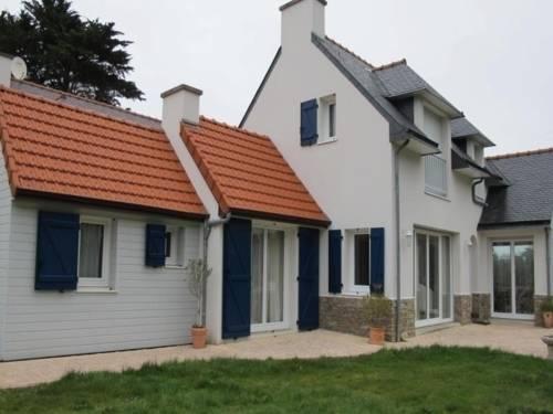 House Tregastel - 6 pers, 103 m2, 4/3 : Guest accommodation near Trégastel