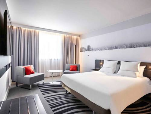 Novotel Paris Coeur d'Orly Airport : Hotel near Orly