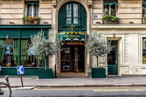 Villa Panthéon : Hotel near Paris 5e Arrondissement