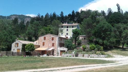 Les Framboiseilles : Guest accommodation near Soleilhas