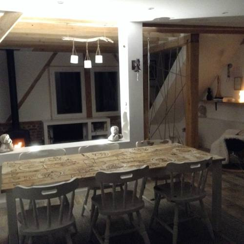 Ma maison d'artistes : Guest accommodation near Anceins