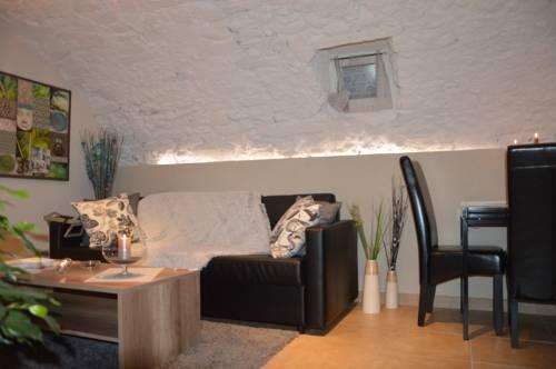 au dom du bonheur : Apartment near Peillon