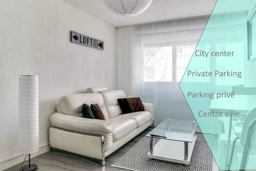 Appartement Portes de Genève : Apartment near Reignier-Esery
