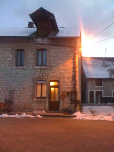 Maison de village. : Guest accommodation near Cheignieu-la-Balme