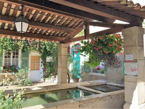 Beu Ceu d'Azur : Guest accommodation near Saint-Jurs