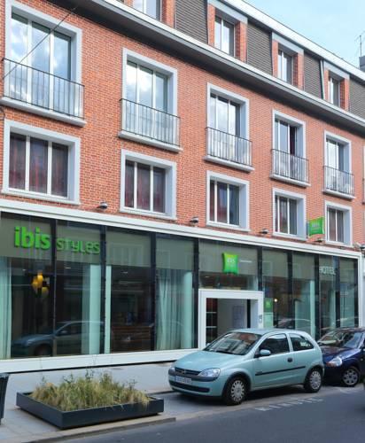ibis Styles Calais Centre : Hotel near Calais