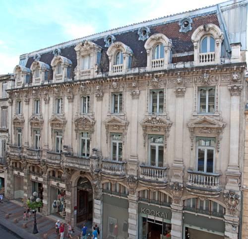 Pop' Hostel : Hotel near Avignon