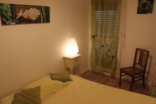 Chambre d'Hôte Les Bouleaux AVON : Guest accommodation near Samois-sur-Seine