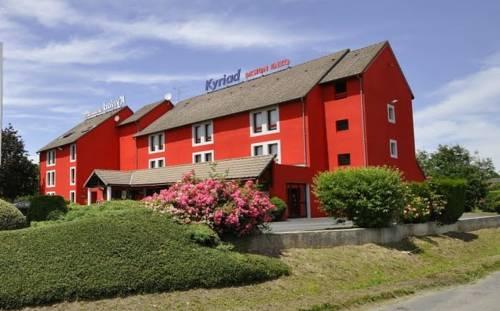 Kyriad Design Enzo De Vierzon : Hotel near Vierzon