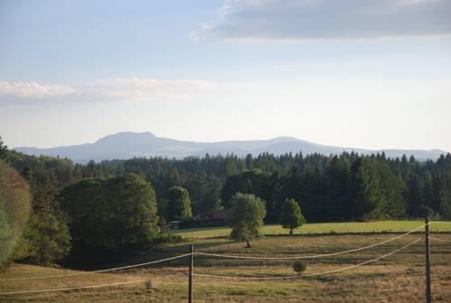 gîte ferme proche lac de Devesset : Guest accommodation near Rochepaule