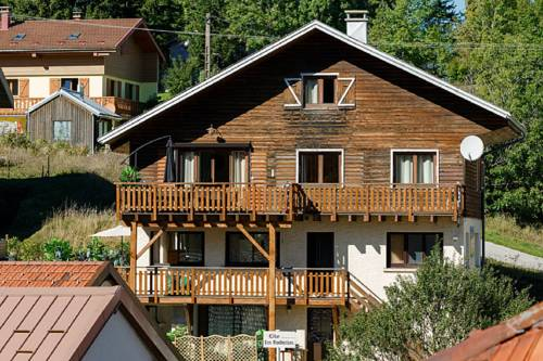 gite les rochettes : Guest accommodation near Choux