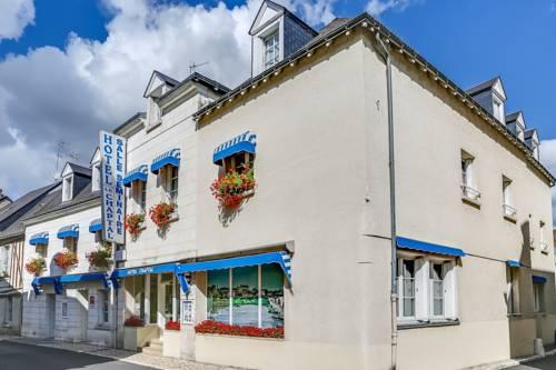 Inter-hotel Chaptal : Hotel near Pocé-sur-Cisse
