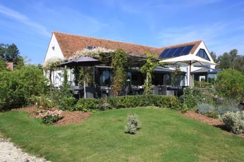 Relais du Silence Domaine de Bellevue : Hotel near La Houssaye-en-Brie