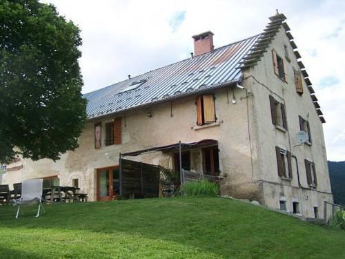 Le Gîte de l'Ourserie : Guest accommodation near Autrans