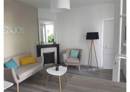 Fontainebleau Sweet Home Garden : Apartment near Veneux-les-Sablons