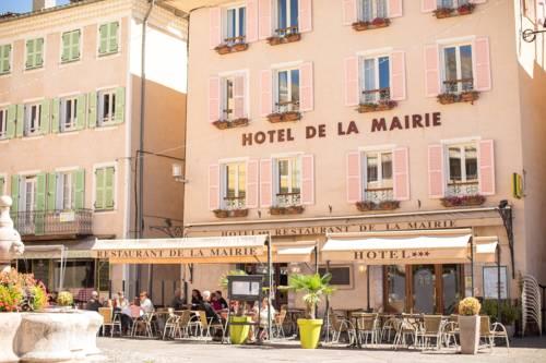 Hotel De La Mairie : Hotel near Saint-André-d'Embrun