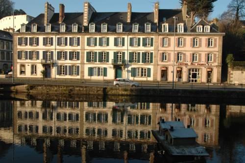 Hôtel Du Port : Hotel near Morlaix