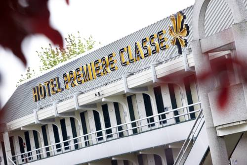 Premiere Classe Evreux : Hotel near Corneuil