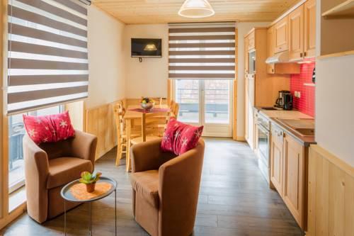 Dvacances Résidence les tavaillons : Apartment near Mijoux