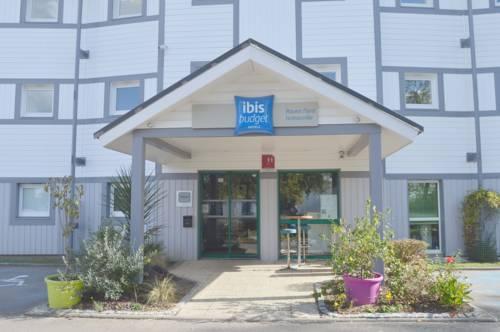 ibis budget Rouen Nord Isneauville : Hotel near Saint-Martin-du-Vivier