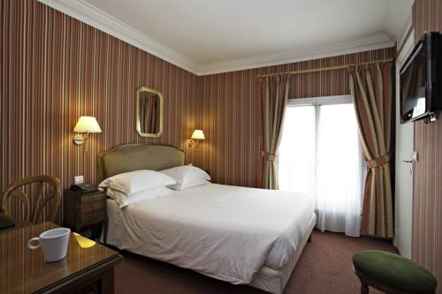 Best Western Ducs de Bourgogne : Hotel near Paris